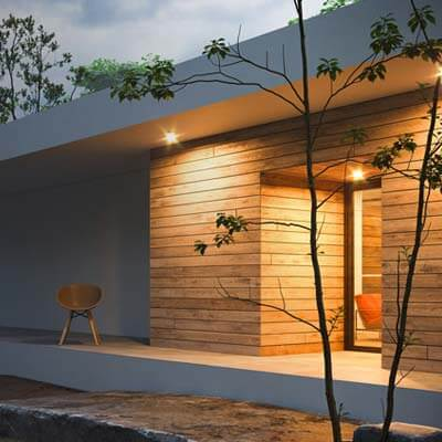 L'isolation dans la maison ossature bois