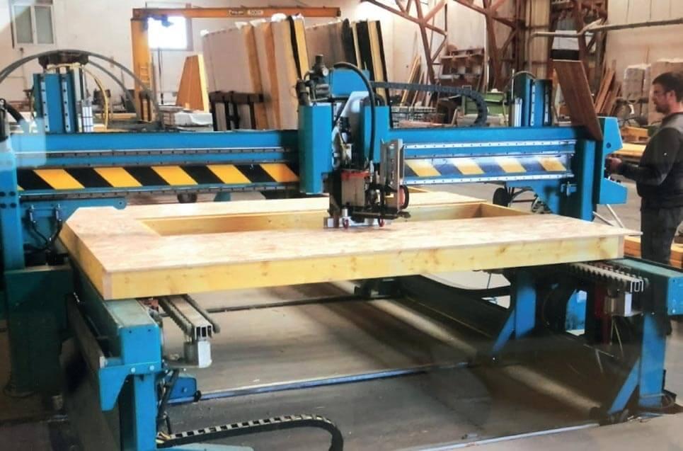 Construction maison bois et fabrication en atelier