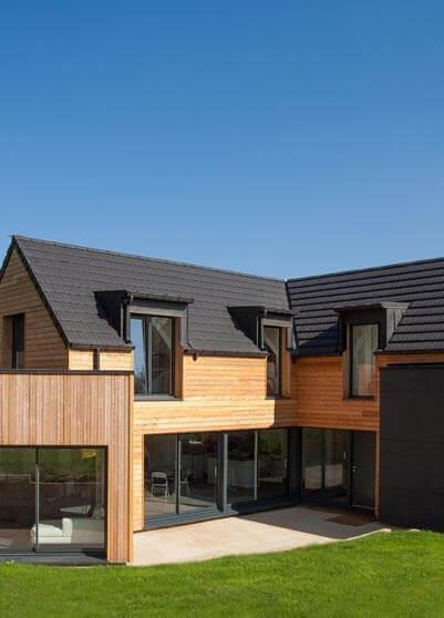 Plans de maisons à étage