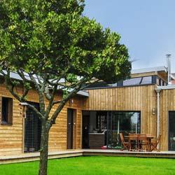 Plans de maisons contemporaines