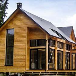 Plans maisons traditionnelles