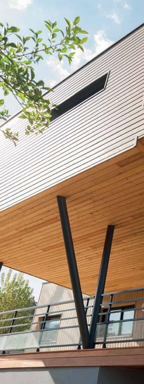 Maison bois sur-mesure