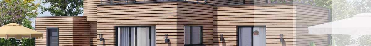 Modèles et plans de maison ossature bois Ma Maison Construction Bois